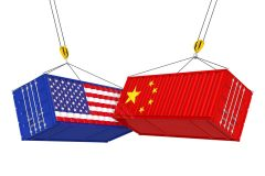 How China – US trade war affects EU