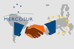 France on agreement negotiation with Mercosur