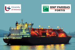 BNP Paribas Fortis Chair Transport, Logistics and Ports Second Shipping event