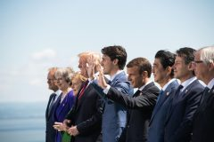 Trade as discussed at G7 summit, Biarritz, France, 24-26/08/2019