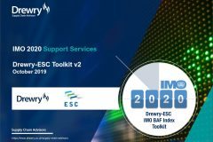 ESC & Drewry announce an IMO 2020 BAF transparent indexing mechanism