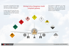 Striving to be a dangerous goods compliant gateway